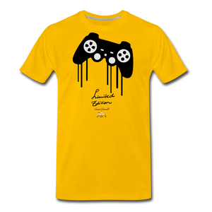Game Recognizes Game Premium T-Shirt - sun yellow