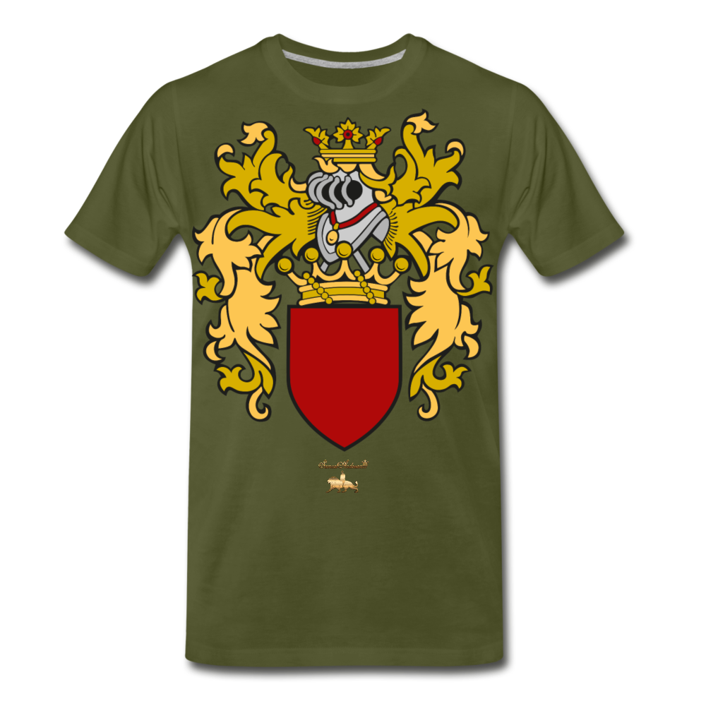 Royal Lifestyle Premium T-Shirt - olive green