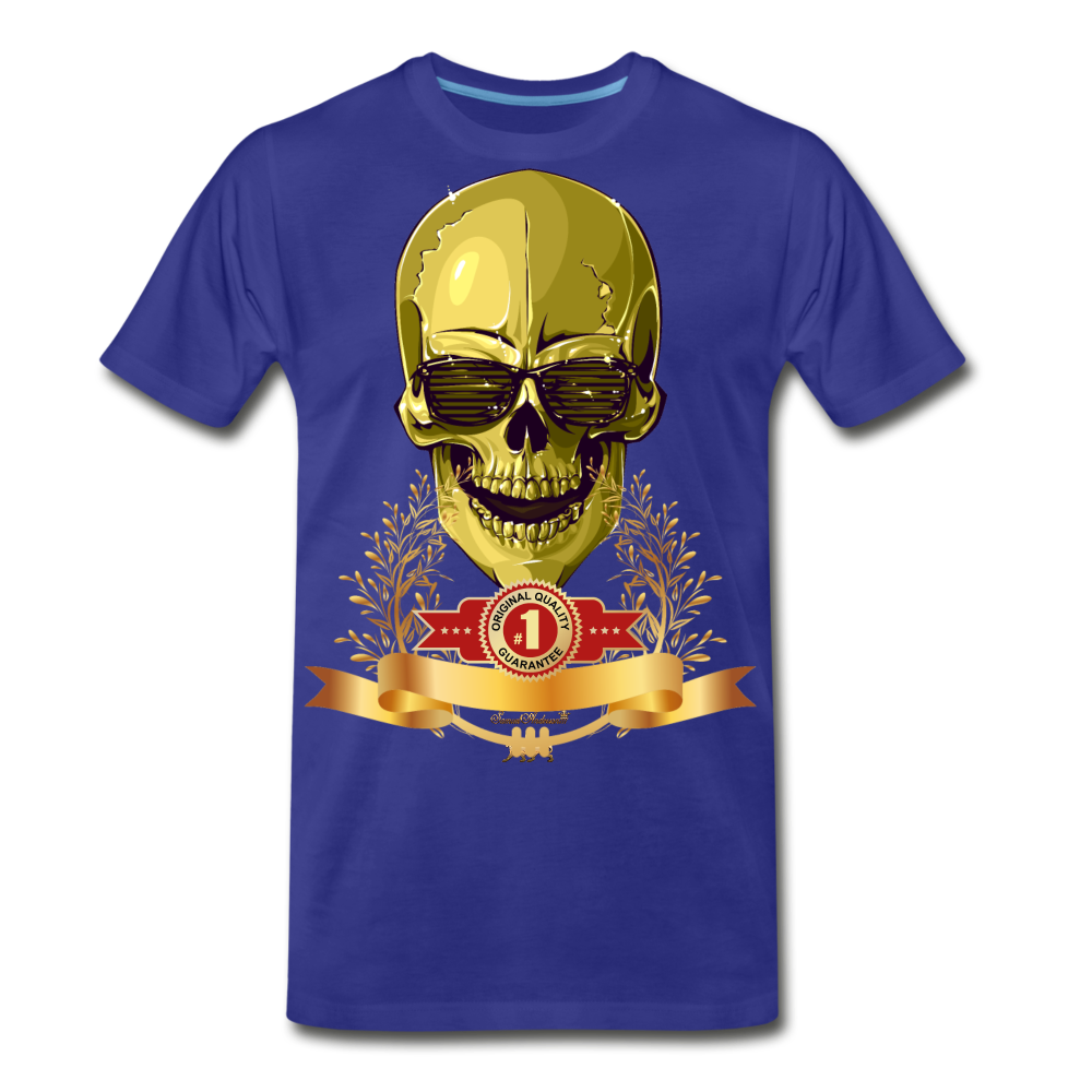 Original Quality Guaranteed Premium T-Shirt - royal blue