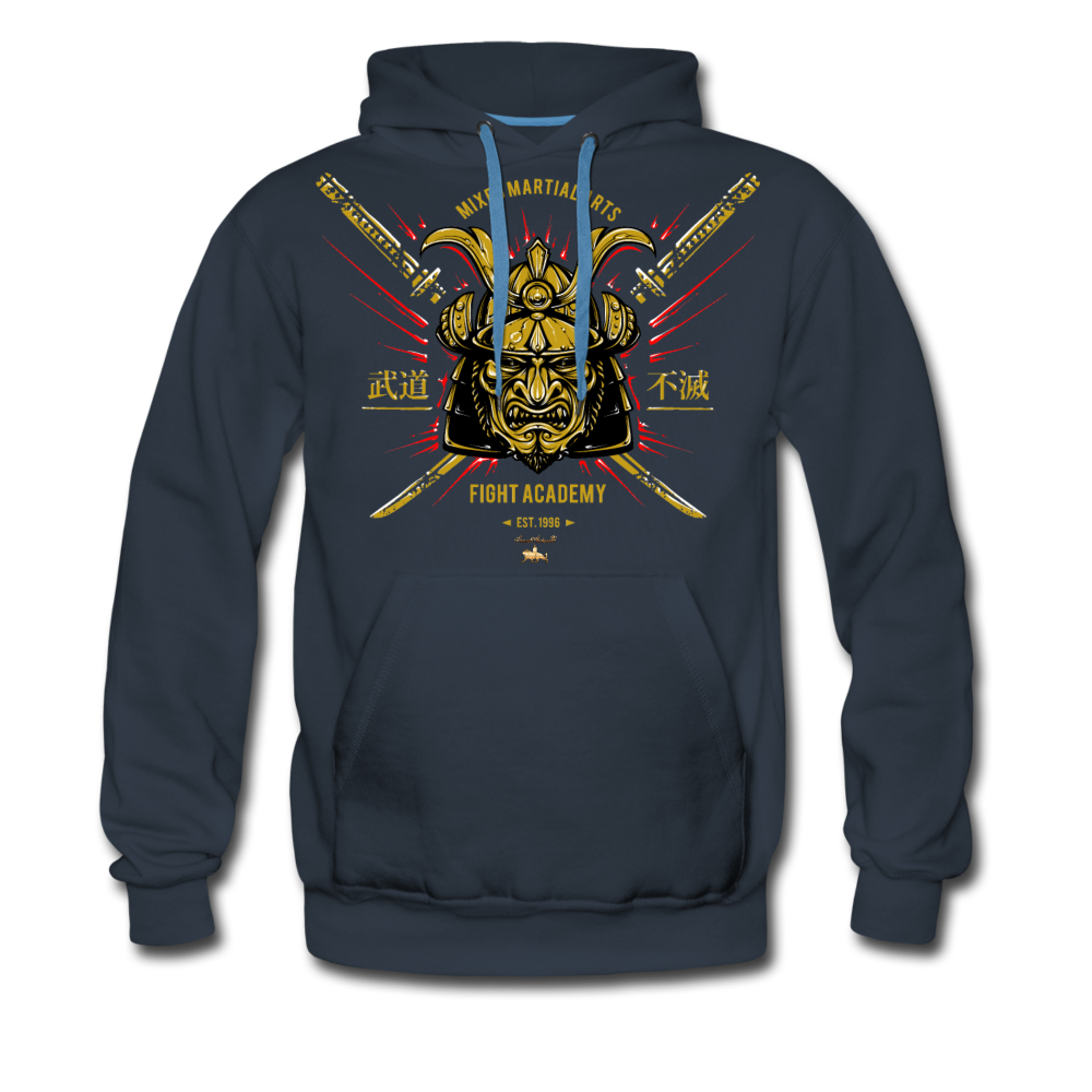 Fight or Flight Premium Hoodie - navy