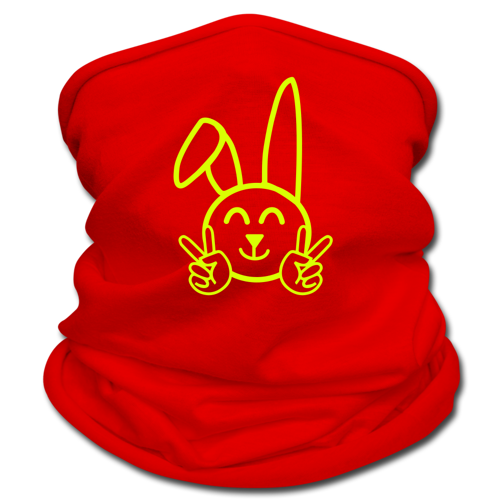 Lapin Multifunctional Scarf | Tan's Club - red