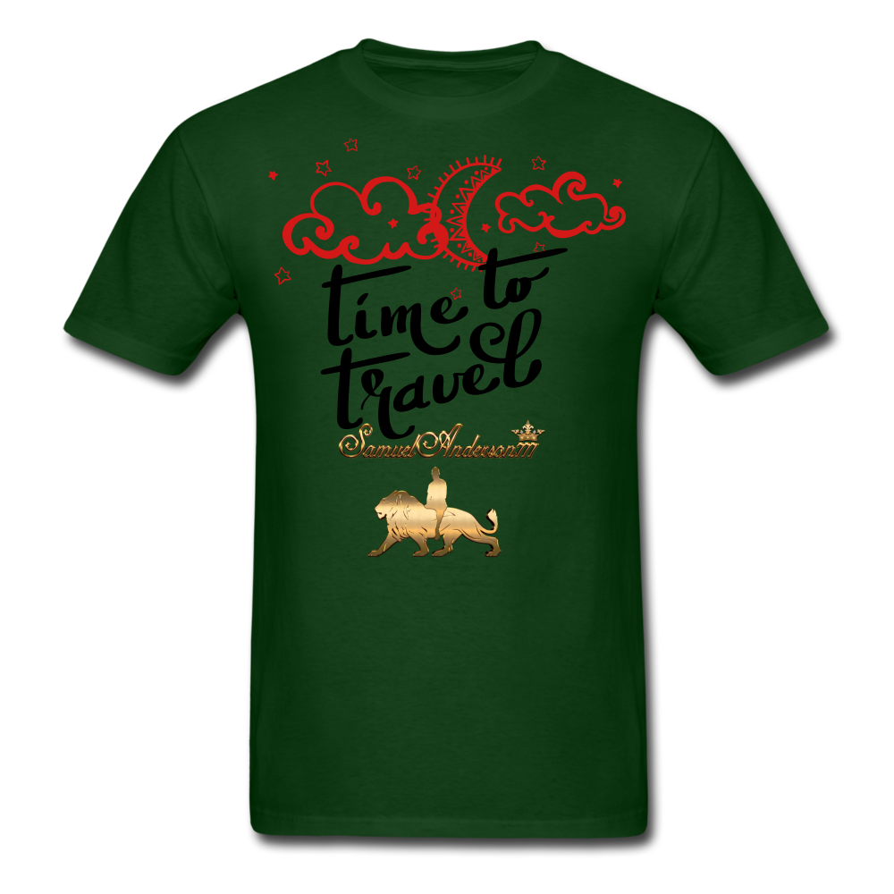 Unisex Classic T-Shirt - forest green