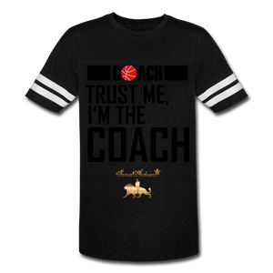 COACH Vintage Sport T-Shirt - black/white