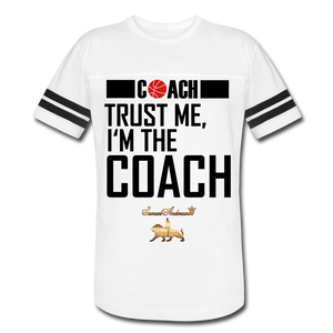 COACH Vintage Sport T-Shirt - white/black