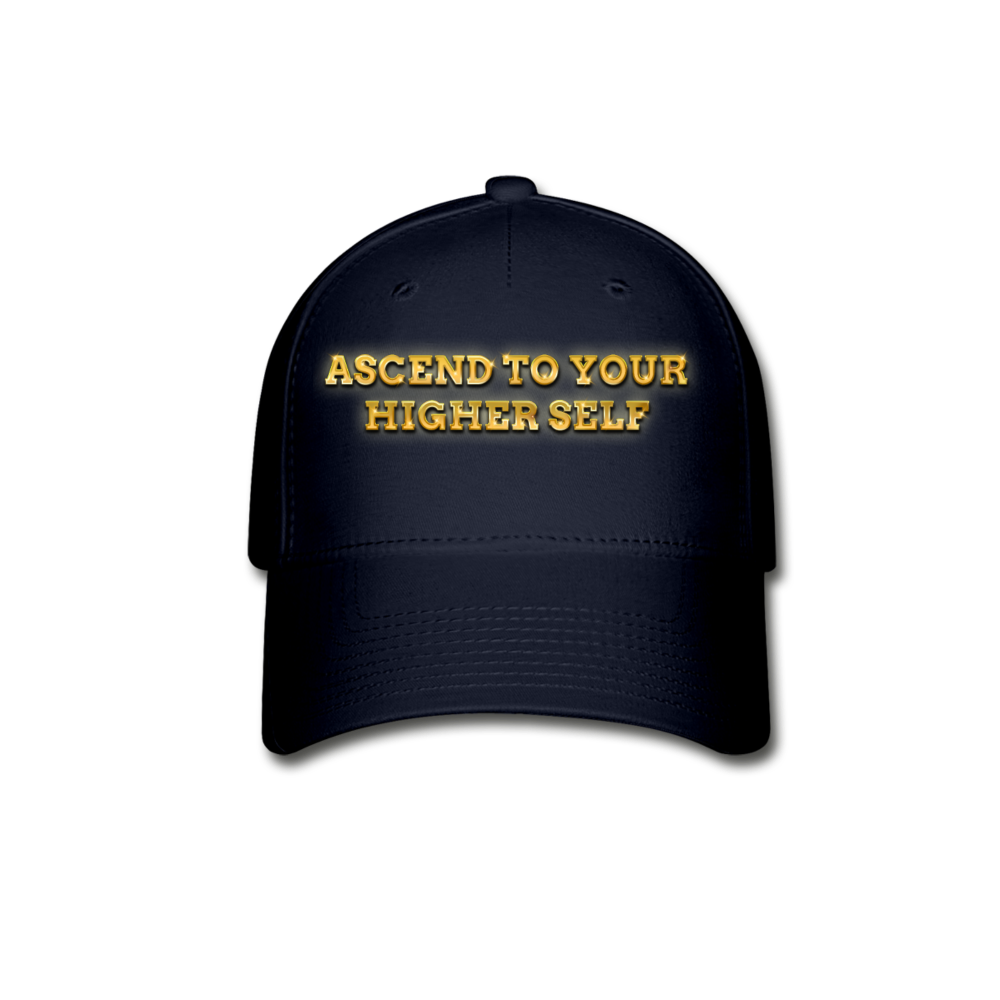 Ascend To Your Higher Self Cap - navy