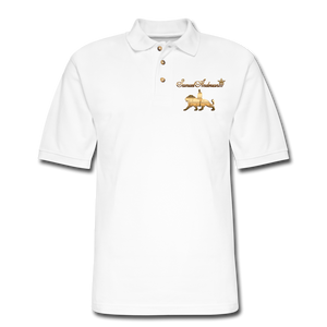 Men's Polo Shirt - white