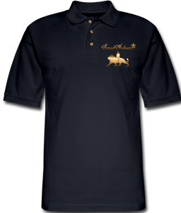 Men's Polo Shirt - midnight navy