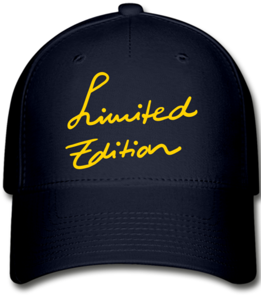 Limited Edition Cap - navy
