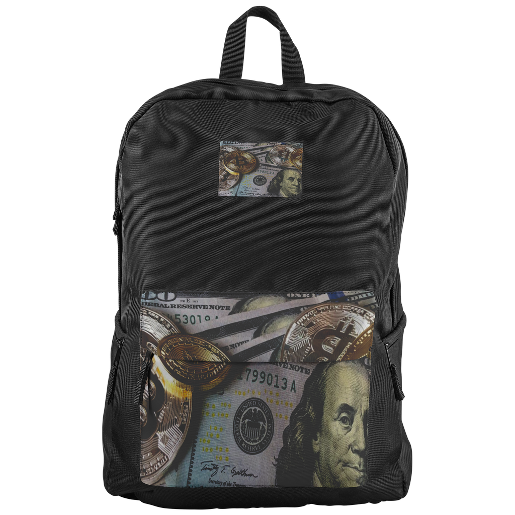 Money is Energy Oaklander Backpack