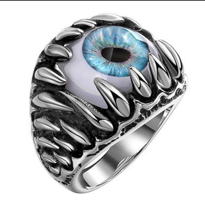 Ring of the evil eye. -  Ashe Raven