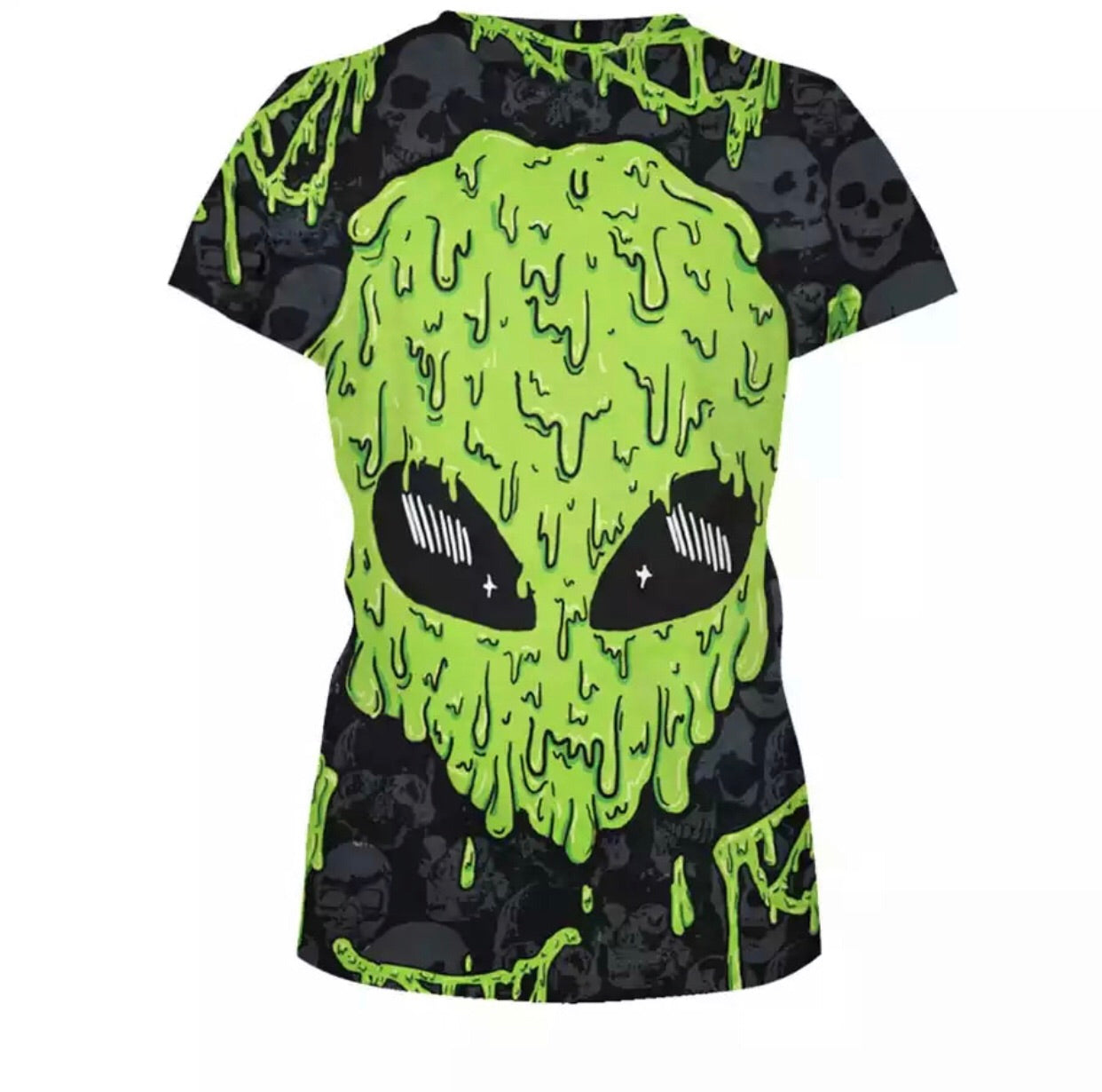 Alien Graphic T-shirt -  Ashe Raven