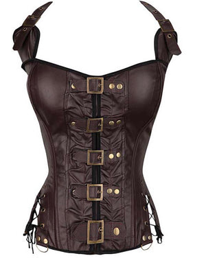 Gothic overbust Corset