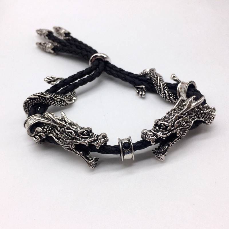 Double Dragon  Bracelet -  Ashe Raven