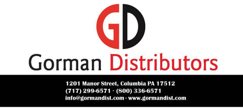 Gorman Distributors Logo
