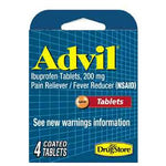 Advil 4pk/ 6 count