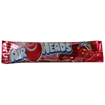 Airheads Cherry .55oz/ 36 count