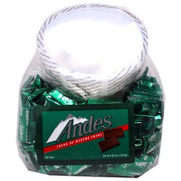 Andes Mints Jar 15¢/ 240 count