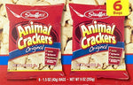 Stauffer's Animal crackers 1.5oz/ 6 count