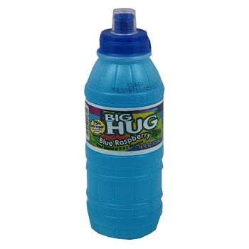 Big Hug Blue Raspberry 16oz/ 24 count