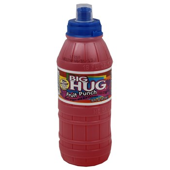 Big Hug Fruit Punch 16oz/ 24 count