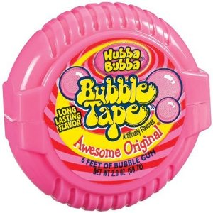Bubble Tape Original 6'/ 6 count