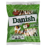 Clover Hill Apple Danish 4oz/ 6 count