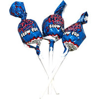 Charms Blow Pop Blue Raspberry 48 count