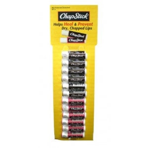 Chapstick Assorted Card 28 count