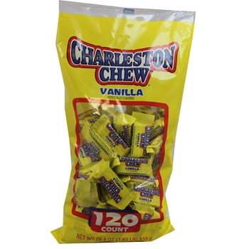 Charleston Chew 10¢ 120 count Bag