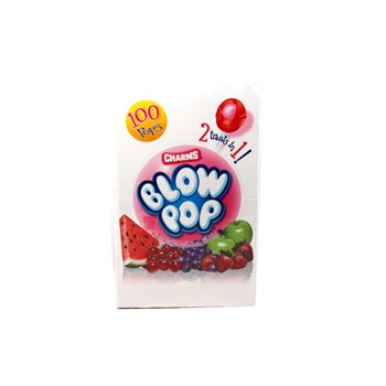 Charms Blow Pop 100 count