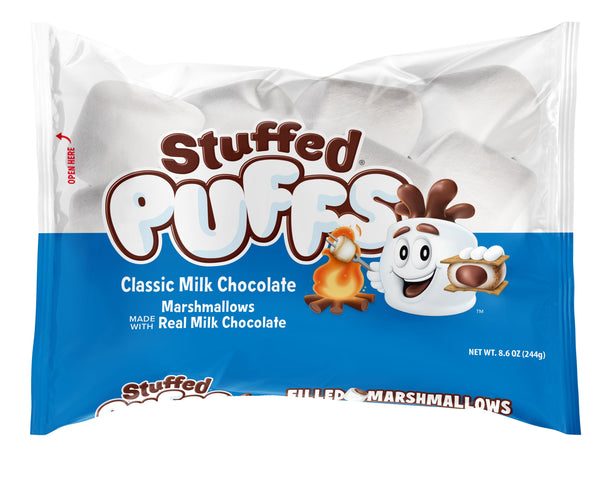 Stuffed Puffs Classic Marshmallow 8.6oz/ 6 count