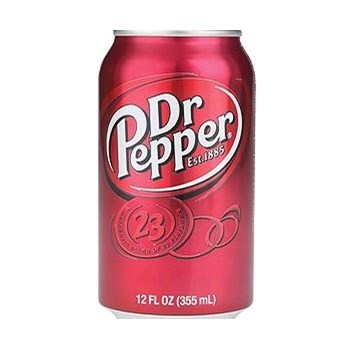Dr Pepper 12oz/ 24 count