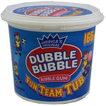 Dubble Bubble Tub 10¢ 26.2oz/ 165pc