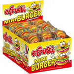 Efrutti Gummi Mini Burger .32oz/ 60 count