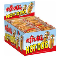 Efrutti Gummi Hot Dog .32oz/ 60 count