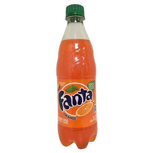 Fanta Orange 16.9oz/ 24 count