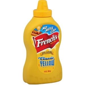 French's Mustard Squeeze 14oz
