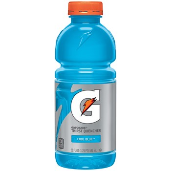 Gatorade Cool Blue 20oz/ 24 count
