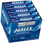 Halls Stick Menthol-Lyptus 9pc/ 20 count
