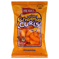 Herr's Cheese Curls 1oz/ 42 count