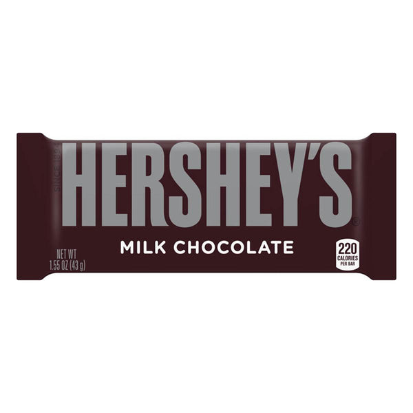 Hershey milk chocolate 1.55oz/ 36 count