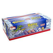 Kisko Giant Freeze Pops 5.5oz/ 50 count