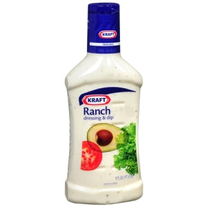 Kraft Ranch Dressing 8oz