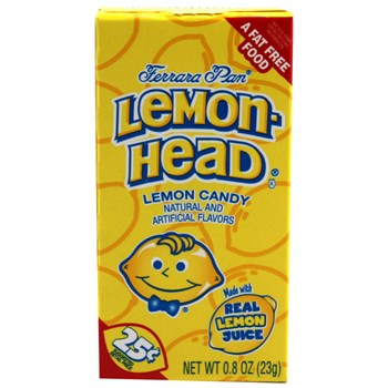 Lemon Head Orig. PP25¢ 24 count