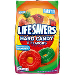Lifesavers 5 Flavor 50oz (individually wrapped)