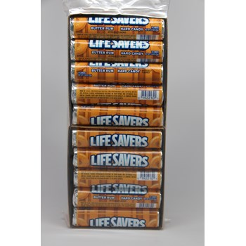 Lifesavers Butter Rum 20 Count