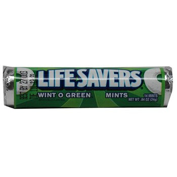 Lifesavers Wint o Green 20 Count