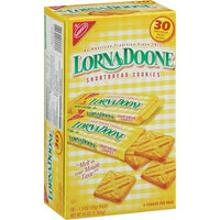 Lorna Doone Cookies 1.5oz/ 30 count