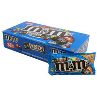 M & M Pretzel 1.14oz/ 24 count