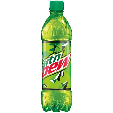 Mountain Dew 16.9oz bottle/ 24 count